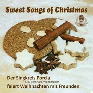 Albumcover von 'Sweet Songs of Christmas'